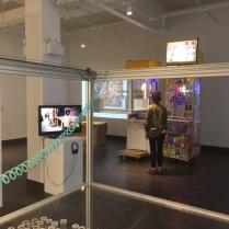 Install - How Food Moves - Rowan University Art Gallery